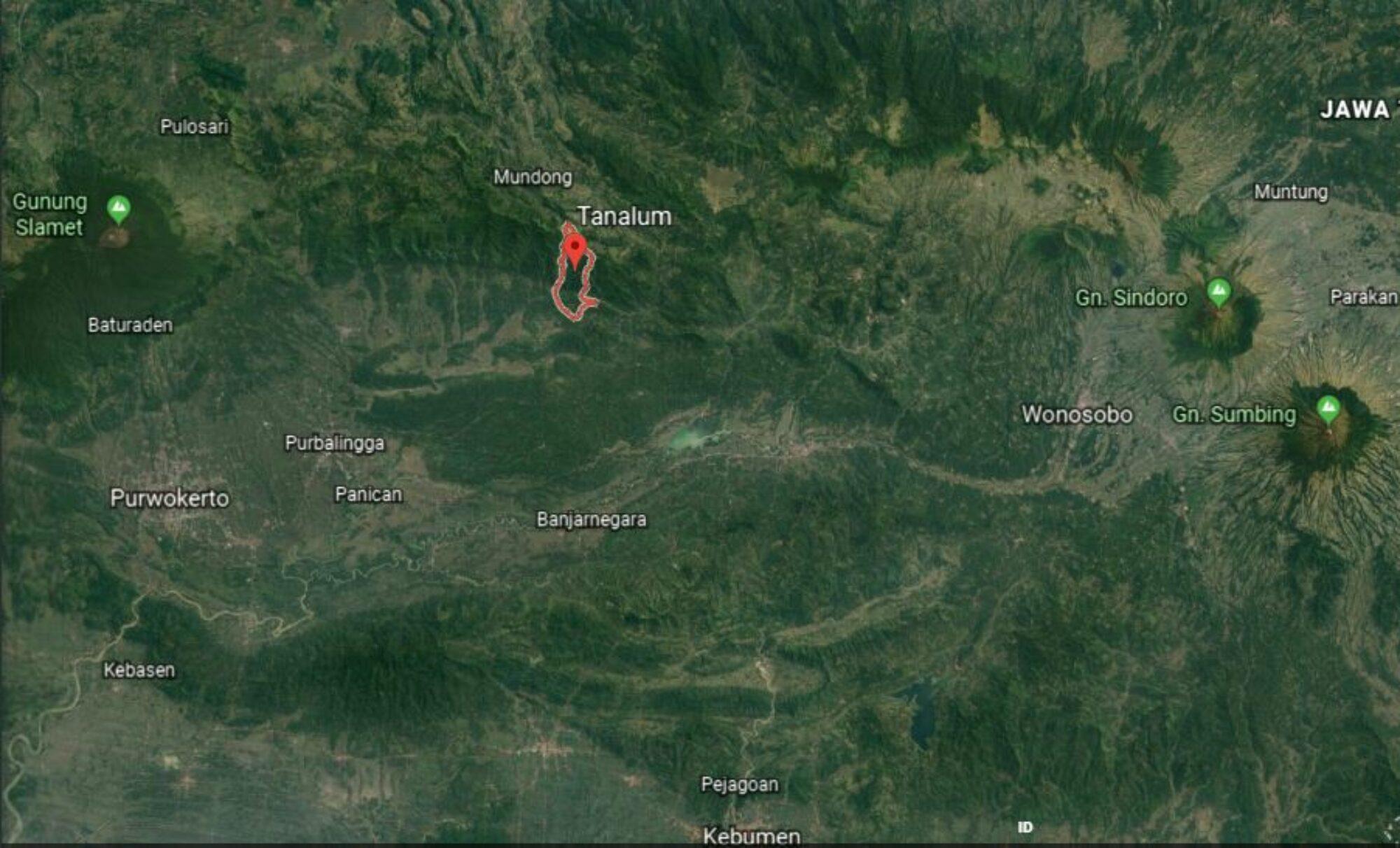 Desa Tanalum